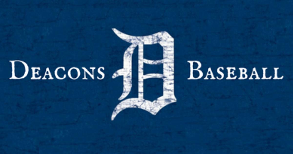 Home San Diego Deacons Baseball